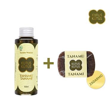 Olej Tanamu Tanami + mydlo zadarmo